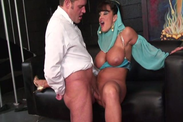 Alec Knight, Lisa Ann in I'm Dreaming Of Genie 2