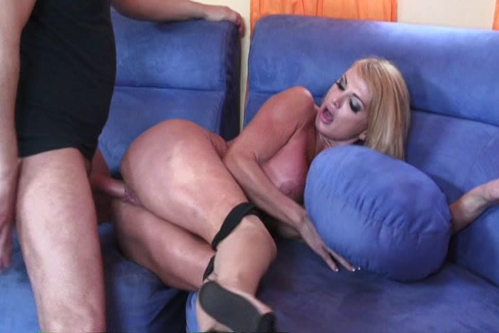 Alec Knight, Taylor Wane in You Fucked My Mommy's Big Titties