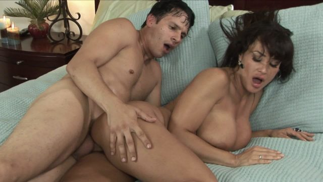 Anthony Rosano, Lisa Ann in My Daughter's Boyfriend 4