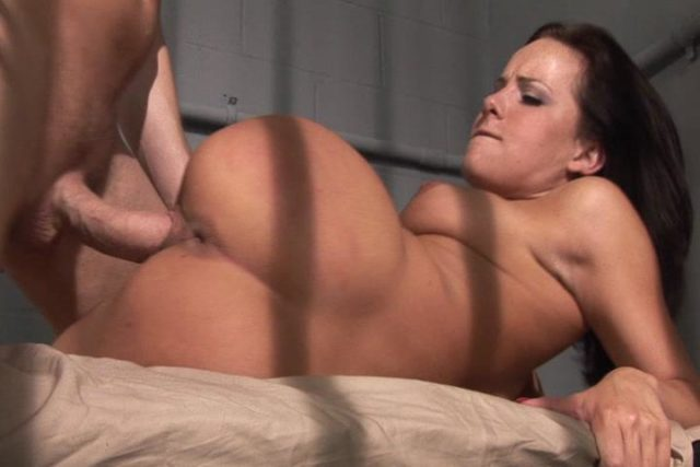 Katie St Ives, Mark Wood in Strip Searched 2