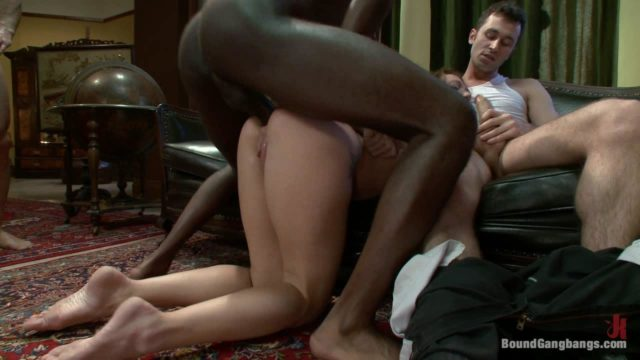 Amy Brooke Bound Gangbangs: Amy Brooke