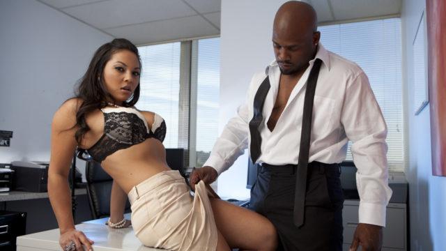 Adrianna Luna, Mr Marcus Office Affairs: His Secretary's Secret
