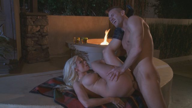 Nicole Aniston, TJ Cummings The Perfect Partner