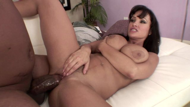 Lisa Ann, Shorty Mac Lisa Ann: Big Tit Milfs Crave Black Cock