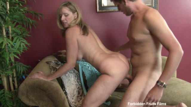 Frankie Vegas, Jodi West Mother-Son Secrets 2