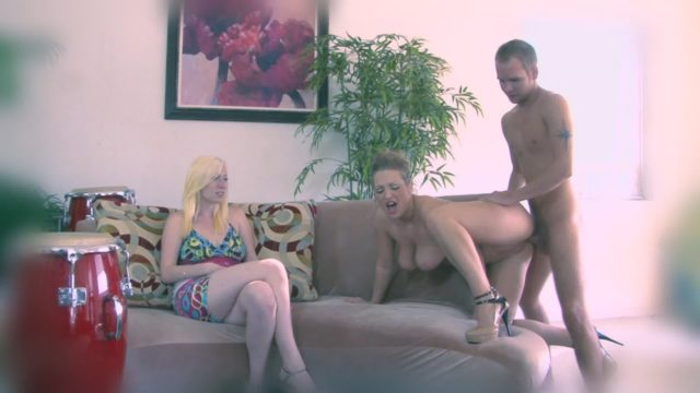 Tegan Riley, Vicky Vixen My Wife Caught Me Assfucking Her Mother 3