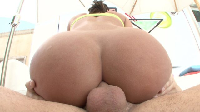 Jada Stevens, Mike Adriano Mad Asses: All Anal Edition