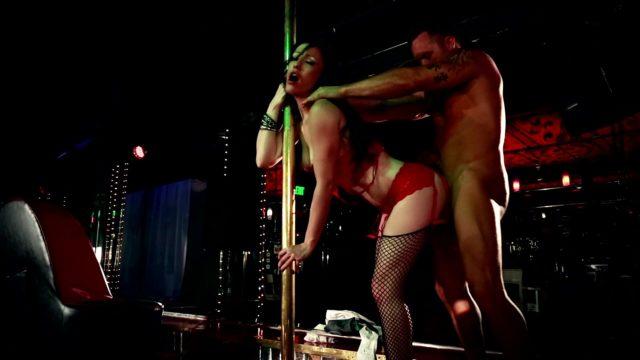 Chastity Lynn, Dane Cross The Stripper