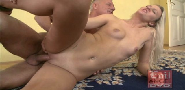 Andrea Francis, Christoph Clark Anal Attraction
