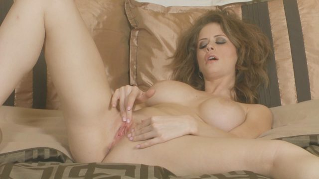 Emily Addison in Glamour Solos