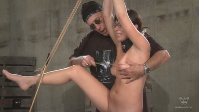 Master David Lawrence, Nyssa Nevers All Tied Up
