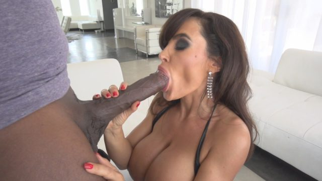 Lisa Ann Black Out