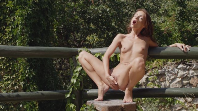 Sophie Nynx in Nature's Treat