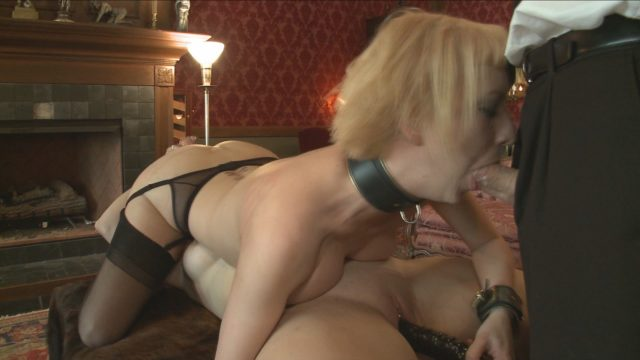 Bella Rossi, Cherry Torn in The Upper Floor: Punishment Or Reward For Slave Services