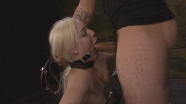 Jenna Ivory in Sexual Disgrace 8