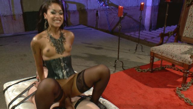 Sebastian Keys, Skin Diamond in Divine Bitches: Her Highness Queen Of Diamonds: Skin Diamond