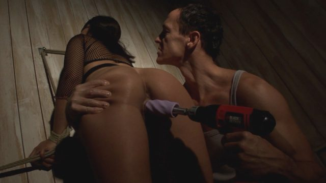 Liza Del Sierra in Tied Up And Desperate