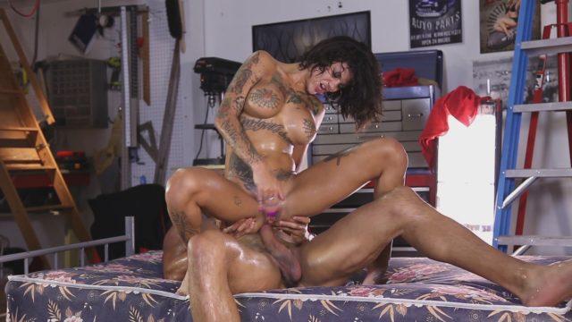 Bonnie Rotten, Carlo Carrera in Sexually Explicit