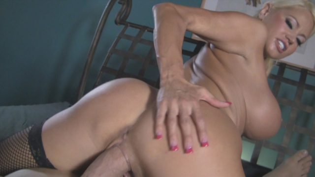 Billy Glide, Nikita Von James in Mom Has A Huge Rack 2