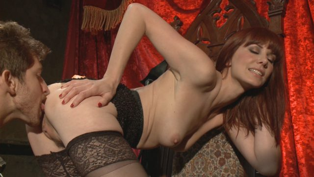 Maitresse Madeline, Steve Sterling in Divine Bitches: The Prostate Milking Queen