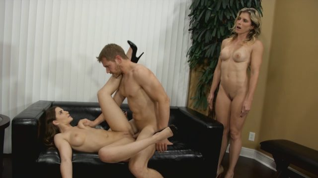 Alex Adams, Cory Chase, Luke Longly, Molly Jane in Mindwarp Rings
