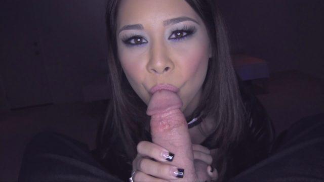 Kira Sinn in Cum Swallowing Auditions 15
