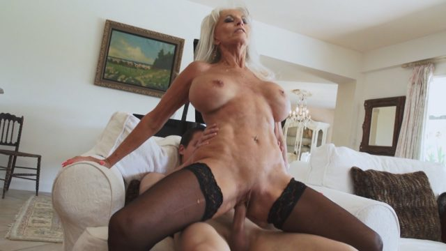 Sally D'Angelo in Horny Grannies Love To Fuck 9