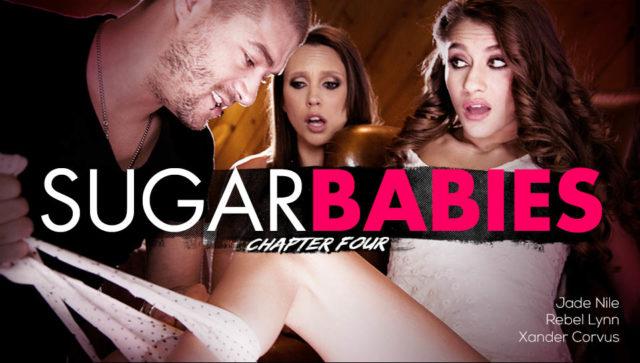 Jade Nile and Rebel Lynn in Sugar Babies: Part Four, Scene #01