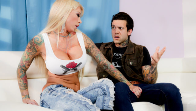 Lolly Ink in Moms Of Anarchy, Scene #01