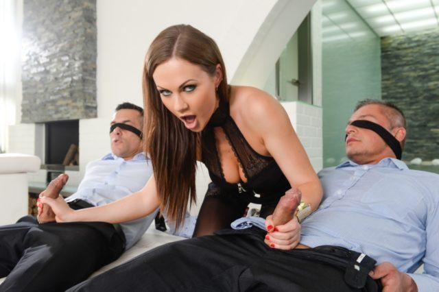 Tina Kay in Badass Fun, Scene #01
