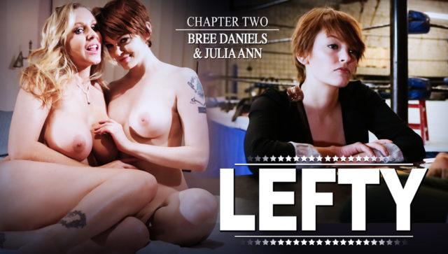 Julia Ann and Bree Daniels in Redheads have more fun!