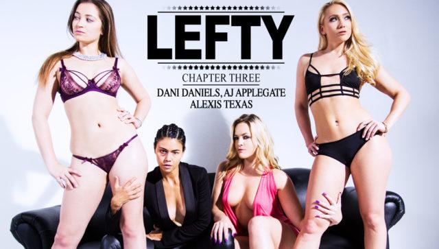 Alexis Texas and Dani Daniels and AJ Applegate in 3 Lesbians Isn't a Crowd!