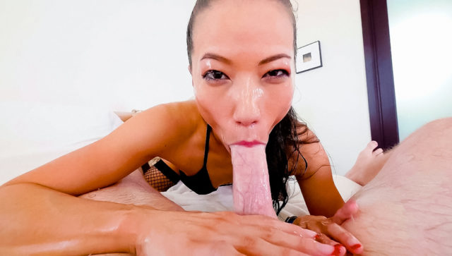 Kalina Ryu in Sloppy Head  #07