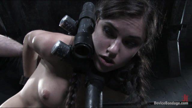 Sasha Grey in Device Bondage With Sasha Grey And Bree Barrett