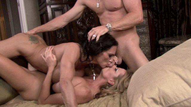 Kelly Madison, Lisa Lipps, Ryan Madison in Porn Fidelity's All Ditz And Jumbo Tits 8