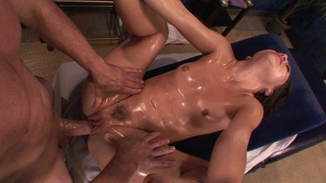 Evan Stone, Kristina Rose in Malibu Massage Parlor
