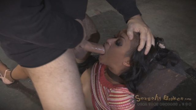 Skin Diamond in Realtime Bondage: Skin Diamond