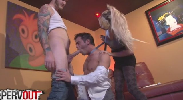 Christian Wilde, Lance Hart, Pixie in Meet Our New Lover