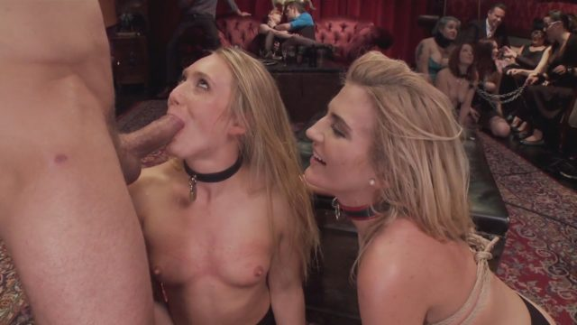 AJ Applegate, Amanda Tate in The Upper Floor: The Ways Of the House