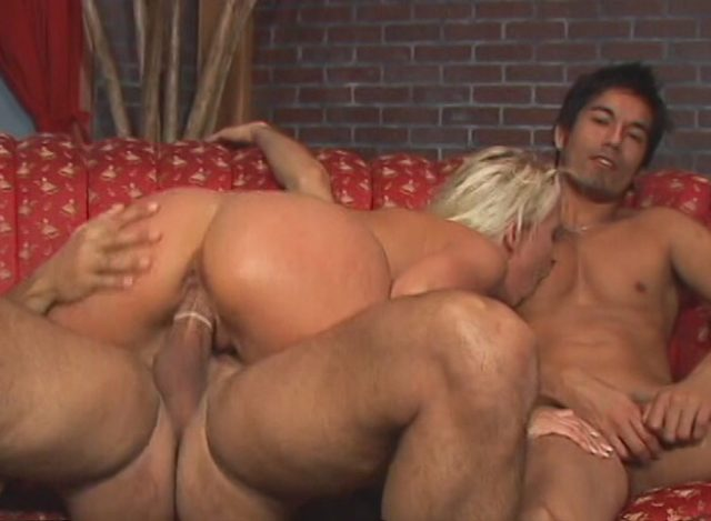 Brad, Chris, Nicki in BiSexual Fun 2