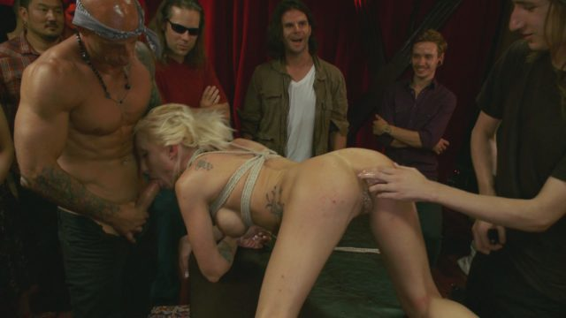 Lea Lush, Zoey Portland in Public Disgrace: Lea Lexis Takes Control Of The Hole, Filthy Spectacle Of Disgrace