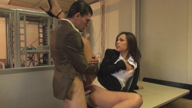 Nikita Bellucci in The Accountant