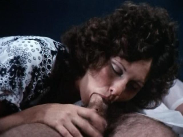 Linda Lovelace in Gerard Damiano's Deep Throat