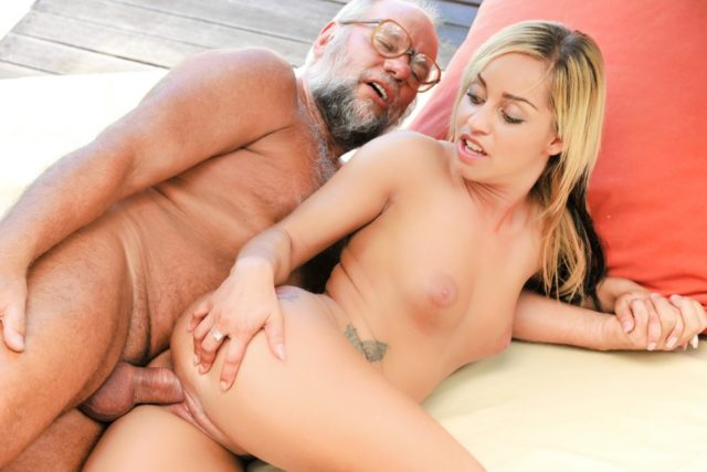 Angelina Julie, Albert in Sweet Silverback, Scene #01