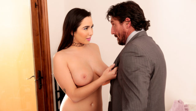 Karlee Grey, Tommy Gunn in My Daughter's Friend And Her Massive