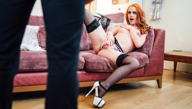Ella Hughes, Marc Rose in Anticipation, Scene #01