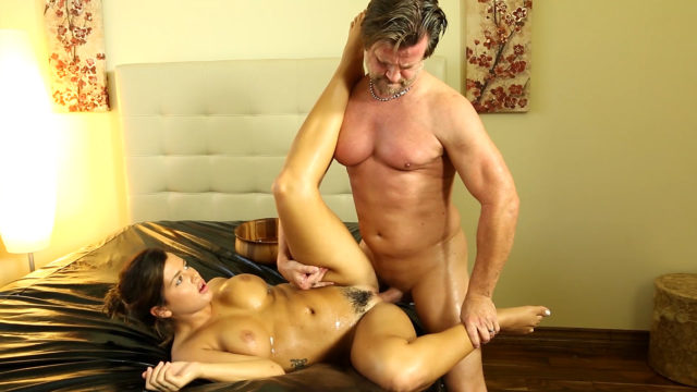 Eric Masterson, Keisha Grey in Accidental Mother Fucker