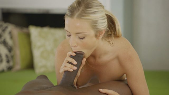 Karla Kush in My First Interracial 2