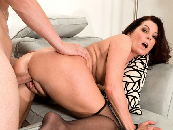 Magdalene St Michaels in Creampied Pussy