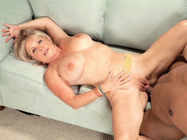Lexi McCain in Black Cock Attack
